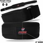 Weight Lifting Double Belt Neoprene Body Building Heavy Lifting Back Support Bel