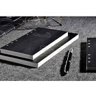 A5/A6 English Diary Notebook Insert Refill Ruled Organiser Note Paper 80 Sheets