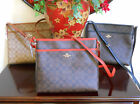 New Signature Coach Crossbody File Style Handbag Purse