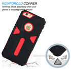 Hybrid Dual Layer Tough Armor Defender Protective Case Cover For iPhone 6S Plus