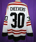 GERRY CHEEVERS WHA ALL STAR RETRO HOCKEY JERSEY SEWN NEW ANY SIZE XS 5XL