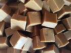 FUDGE - SALTED CARAMEL - 250G PORTIONS ORIGINAL AND BEST TRADITIONAL SWEETS