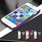 For iPhone 6 / 6 Plus Luxury Flip Hard Case Back Cover With Mirror Makeup