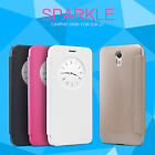 For Lenovo ZUK Z1 (5.5inch) Nillkin PU leather flip case with smart window cover