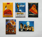 MONTY PYTHON MOVIE POSTER MAGNETS (life of brian holy grail meaning life print)