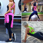 Women's Running Yoga Sports Pants Unitards Jumpsuit Active Fitness Stretch Pant