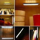 Portable Stick-on 10 LED Wireless Motion Sensing Closet Cabinet Night Light
