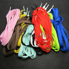 "Colors! 47""/55"" Men Women Flat Walking Casual Shoelace String Shoe Lace A Pair"