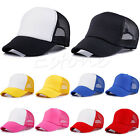 Внешний вид - Boys Girls Children Hat Peaked Baseball Beret Kids Cap Hats