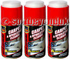 300ml Carpet and Upholstery Spray Foam Cleaner Car Fabric Stain Remover Rug Auto