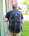 Elite Survival Systems Stealth Rifle Concealment Backpack Blue/Gray Gray/Orange