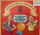 Ministry of Awards Novelty Certificate - Many Designs Available! - Joke Gift
