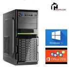 Gamer PC Quad Core 8 AMD 128GB SSD Rechner 8GB Office  Windows 10 Computer 9a
