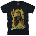 INDIANA JONES T-shirt Mola ram Temple of Doom 1984 blu ray disc -figure-