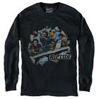 RIPTIDE T-shirt 80's TV series Stephen J. Cannel - Cody Allen,Nick Ryder, Murray