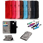 Luxury Magnetic Flip Cover Stand Wallet Leather Case Skin For Huawei Honor Phone