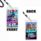 Assorted 4 Video Game Truck Party VIP Pass Party Favor Invitation Lanyard 5 pcs
