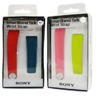 SONY SWR310 SmartBand Talk Wrist Strap for SWR30 Blue Red M/L Pink Green S/M