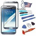 Front Screen Glass Lens Replace For Samsung Galaxy Note 2 3 4 5 Tool Kit UV Glue