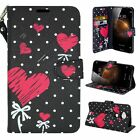 For Huawei Honor GX8 PU Leather Credit Card Holder Wallet Flip Fold Case Cover