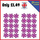 Flower Vinyl Wall Art Stickers - Cheap decals graphics for bathroom or bedroom