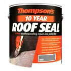 Thompsons 10 Year Roof Seal Grey 2.5 / 4 Litre - Next Day Delivery