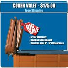 MOST POPULAR Hydraulic Hot Tub Cover Lifter -Cover Valet- Premium Spa Cover Lift