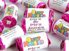 Personalised Mini Love Hearts Wedding Favours Sweets gift party just married (2)