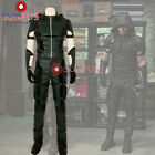 Halloween New Green Arrow Oliver Queen Season 4 Cosplay Costume Comics Leather