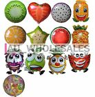 FRUITS VEGES BALLOON KID PRETEND PLAY SHOPKINS THEME PARTY DECORATION FAVOR GIFT