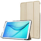 Flip Smart Leather Folding Slim Case Cover for Samsung Galaxy Tab E 9.6'' T560