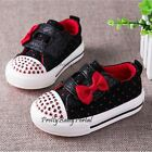 NEW Fashion Baby Toddler's GIRLS Seuqins Sports Casual Canvas Sneakers Shoes