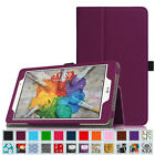 Folio Premium PU Leather Case Stand Cover for LG G Pad 8.0 8-Inch Tablet