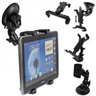 """360° Universal Windscreen In Car Suction Mount Holder For iPad Tablet 7"""" To 11"""""""