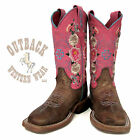 Macie Bean Honey Bunch Rose Lizard Kids Boots MK7047