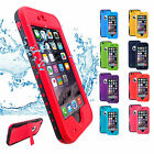 Redpepper Waterproof Shockproof Hard Kickstand Case Cover For iPhone 6 6s Plus