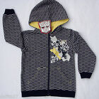 Kids Transformers Hoody Jacket Licensed Black Grey Size 5 Brand New!!!