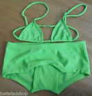 Diesel girl swimsuit swim suit bikini set 5-6 y NEW