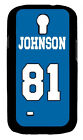 Calvin Johnson Detroit Lions Samsung Galaxy S3/S4/S5 Case Cover Jersey $44.99 USD on eBay
