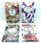 Scented Wardrobe Hangers - Choice of 4 Single Scented Fragrance Sachets + Hooks