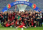 Portugal - Euro 2016 Winners - A1/A2/A3/A4 Poster / Photo Print