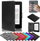 """Premium Magnetic PU Leather Smart Case Cover For Kindle Paperwhite Voyage 6""""inch"""