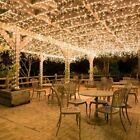 50/100M 500D Warm Cool White Fairy String Lights Christmas Outdoor Party Wedding