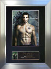 STEPHEN AMELL Arrow Signed Autograph Mounted Repro Photo A4 Print 576