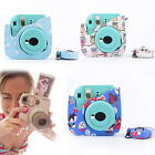 Lovely Owl Camera Bag Case with Shoulder Strap for Fujifilm Instax Mini 8/8s