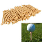 10/20/50/100Pcs Lot Professional Frictionless Golf Tee Wheat Golf Tees Plastic