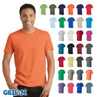 Gildan Mens Softstyle T-Shirt Short Sleeve Plain Basic Cotton Tee XS-3XL 64000 image
