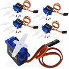 Pro SG90 9G Micro Servo Motor for RC Robot Helicopter Airplane Car Boat Control