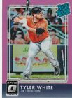 2016 DONRUSS OPTIC PINK HOLO REFRACTOR RATED ROOKIE U - PICK COMPLETE YOUR SET