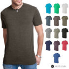 Next Level Premium Mens Tri Blend Crew Neck T-Shirt Athletic Fit Tee Shirt 6010 image